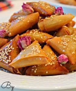 بريوات اللوز المغربية