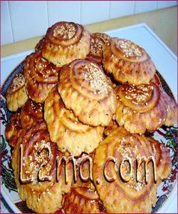 كعك العيد على الطريقة اللبنانية
