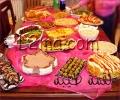 بوفيه سحور رمضان