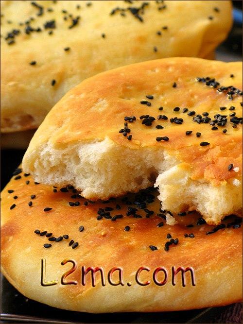 خبز النان , خصوصي للسندويشات