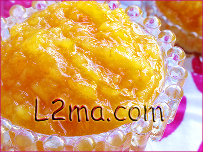 مربى بشر البرتقال و الليمون