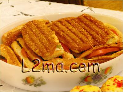 ساندويش السجق على الطريقة التركية