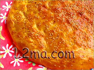 خبز بيدا التركي