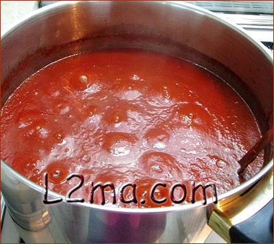 أفضل طريقة لحفظ البندورة أو الطماطم
