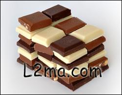 ما هي أفضل و أسهل طريقة لتذوين الشوكولا ؟